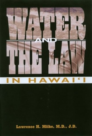 Water and the Law in Hawaii