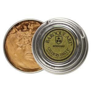 Amazon.com: Baroque Art Gilders Paste - Highlight Metal ...