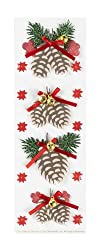 Martha Stewart Crafts Woodland Pinecone Stickers