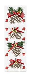 Martha Stewart Crafts Woodland Pinecone Stickers
