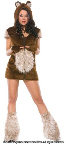Costumes For All Occasions Cqm6109Sd Teddy Bear Girl Sm/Md
