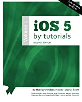 iOS 5 by Tutorials, 2nd Edition Front Cover