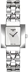 Tissot T Trend T Twist Silver Dial Ladies Watch T004.309.11.030.00