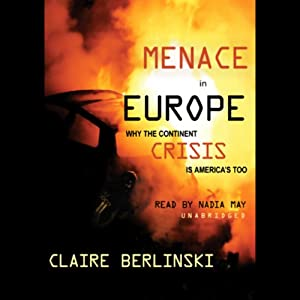 Menace in Europe Audiobook