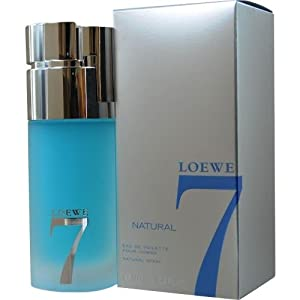 LOEWE 7 NATURAL by Loewe for MEN: EDT SPRAY 3.4 OZ