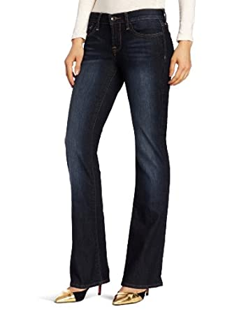 Lucky Brand Women's Dayton Sweet N Low Jean in Ol Redwood, Ol Redwood, 25x30