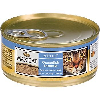 Nutro MAX CAT Adult Oceanfish Formula