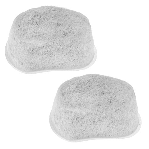 Krups Charcoal Filters, Set of 2