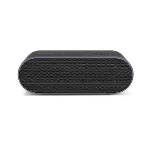 Refurbished Sony SRSX2/BLK Portable Bluetooth Speaker, Black