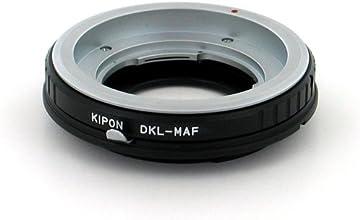 Kipon Voigtlander Retina DKL Lens to Minolta AF Sony Body Adapter