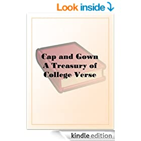 Cap and GownA Treasury of College Verse