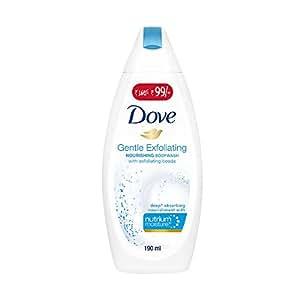 Dove Gentle Exfoliating Body Wash, 190ml