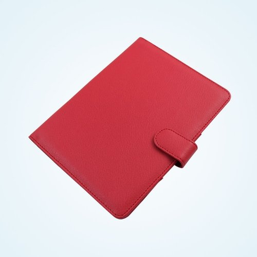 Ematic Genesis Prime EGS004 7-Inch Tablet RED SRX Executive Folio Case / Cover at Electronic-Readers.com