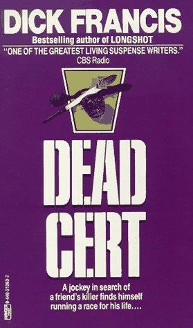 Image for Dead Cert