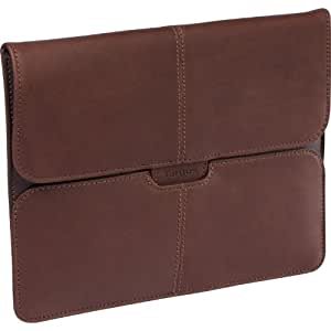 Targus Hughes Leather Portfolio for Apple iPad, iPad 2, iPad 3 and iPad 4th Generation TES00701US (Brown)