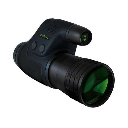 Night Owl Night Vision Nonm4X-I 4 X 24 Monocular - Armored - New - Retail - Nonm4X-I