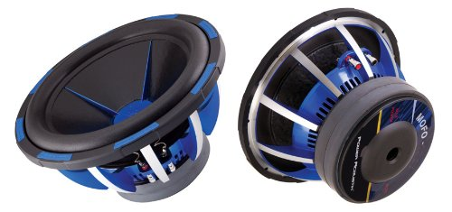 2) POWER ACOUSTIK MOFO-152X 15