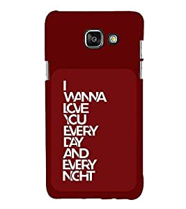 99Sublimation Love And Emotions Quotes 3D Hard Polycarbonate Designer Back Case Cover for Samsung Phones