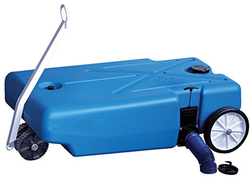 Barker (30844) 4-Wheeler Tote Tank - 42 Gallon capacity (Portable Waste Tank For Camping compare prices)
