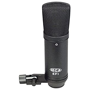 MCA-SP1 Large Capsule Condenser Microphone. from Marshall Electronics