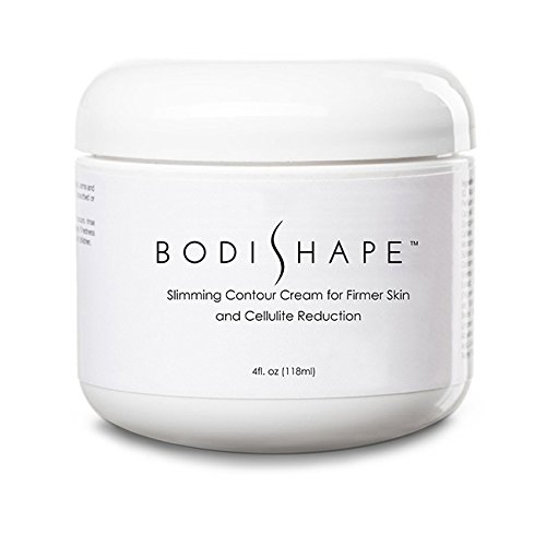 Bodishape Cellulite Cream With Retinol and Caffeine - Fast Acting Organic Body Firming Treatment