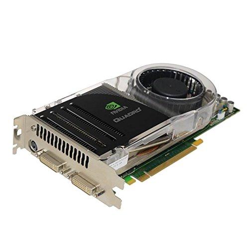 nVidia Quadro FX 4600 , 768 MB DDR3 384 Bit Speicher, Dual DVI und Stereo 3D , PCI-Express 16x