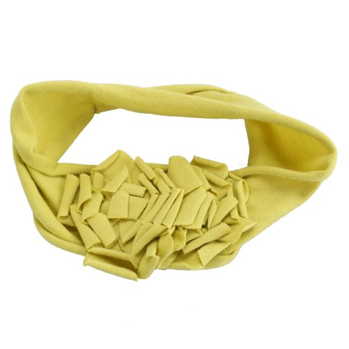 Olym Store (Tm) Baby Child Infant Toddler Kids Girls Headband Hairband (Chartreuse)