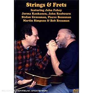 Strings And Frets [DVD]