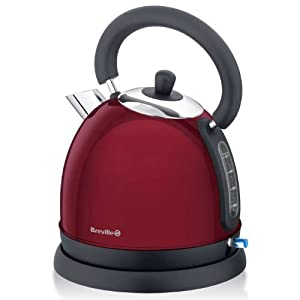 1.8 Litre Traditional Kettle - Red
