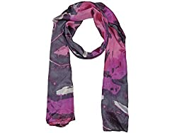 Phive Rivers Women's Scarf Pink-PR937