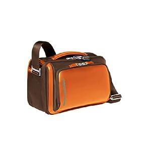 Beauty piquadro globe marrone arancio cabina con lucchetto for Piquadro amazon