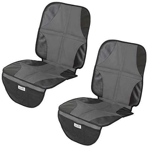Summer Infant DuoMat for Car Seat, Black - 2 Count - 1