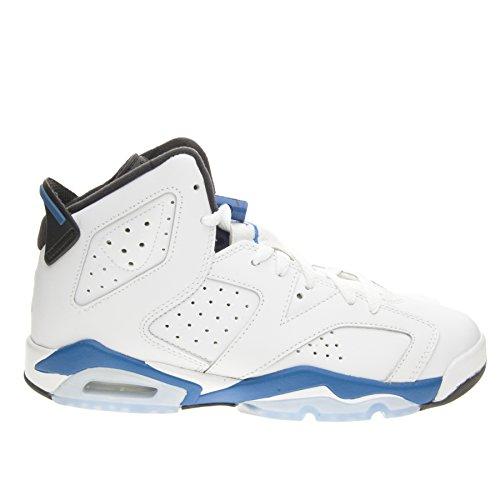 nike-air-jordan-6-retro-bg-chaussures-de-sport-garcon-multicolore-blanc-bleu-noir-blanc-sport-bleu-n