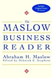 The Maslow Business Reader (0471360082) by Maslow, Abraham H.