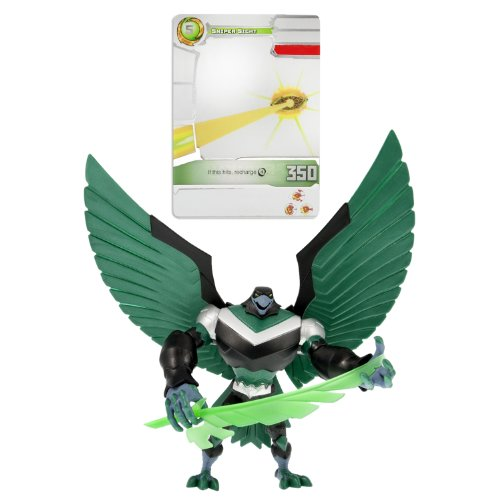 Redakai - Basic Figure with Card - Harrier Sword