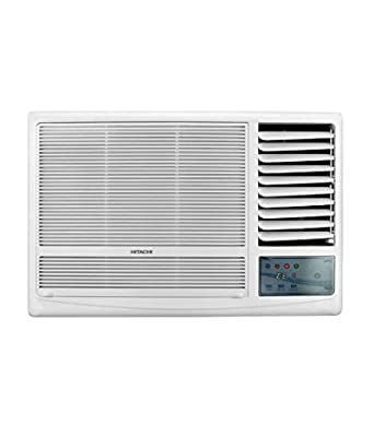 Hitachi RAW312KUDI Kaze Plus New Window AC (1 Ton, 3 Star Rating, White)