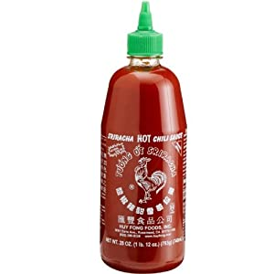 Great Deal Huy Fong, Sriracha Hot Chili Sauce