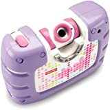 Fisher-Price Kid-Tough See Yourself Camera, Purple