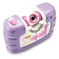 Fisher W1538 Price Kid-Tough See Yourself Camera Purple