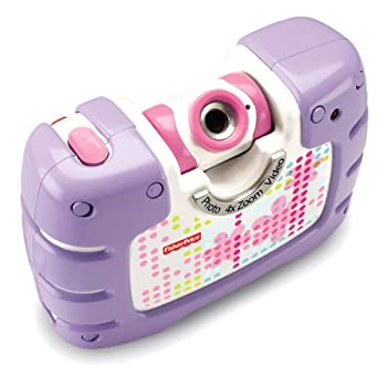 Fisher-Price Kid-Tough See Yourself Camera, Purple Create fun pictures of yourself and your friends with the Kid-Tough See Yourself Camera from Fisher-Price. Featuring a 180-degree swiveling lens and special effects, you can easily take self-portrait...