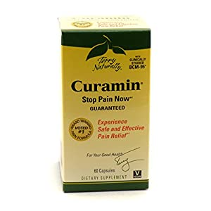 Combo Curamin By Terry Naturally Europharma - 60 Capsules With VDC Pill Box