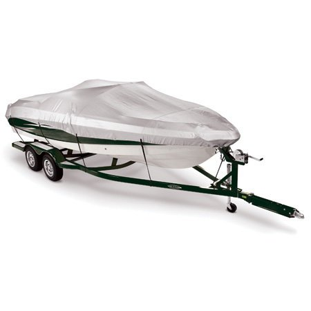 Covermate 150 Mooring and Storage Cover for 17'-19' V-Hull Boat