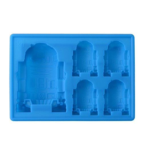 Star Wars - R2-D2 Silicone Ice Cube Tray