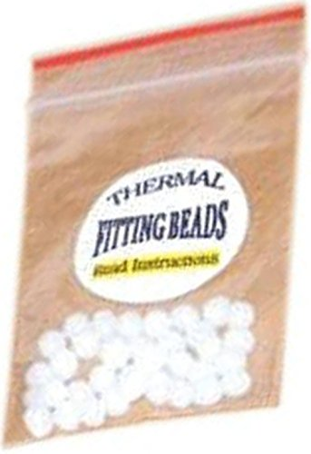 Fancy, Billy Bob Teeth Denture termica di perline, colore: bianco stucco