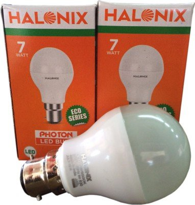 Halonix-Photon-7W-B22-LED-Bulb-(White,-Pack-Of-2)