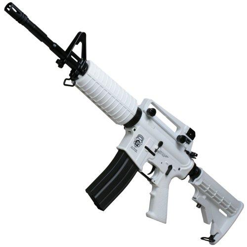 Black Friday 2014 G G Chione 16 Blowback Airsoft Rifle White Cyber Monday Ads Judkand