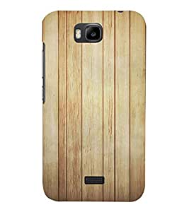 Amazing Wood Design Cute Fashion 3D Hard Polycarbonate Designer Back Case Cover for Huawei Honor Bee :: Huawei Honor Bee Y5c