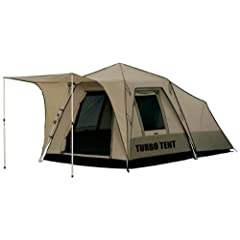 Buy Black Pine View 8 Turbo Tent by Black Pine
