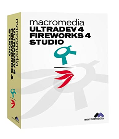 Dreamweaver UltraDev 4.0/Fireworks 4.0 Studio Upgrade (from UltraDev Only)