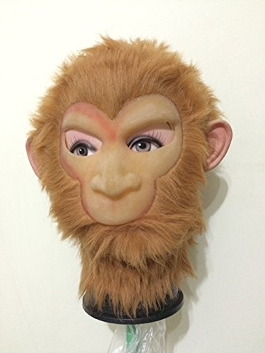 Monkey King Mask Halloween,Costume,Easter,Cosplay Full Head Mask by MaskShow